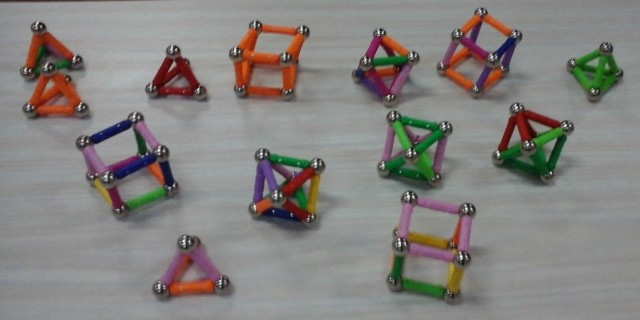 Collection Platonic Solids1