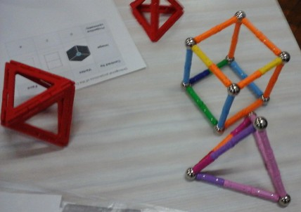 Collection Platonic Solids2