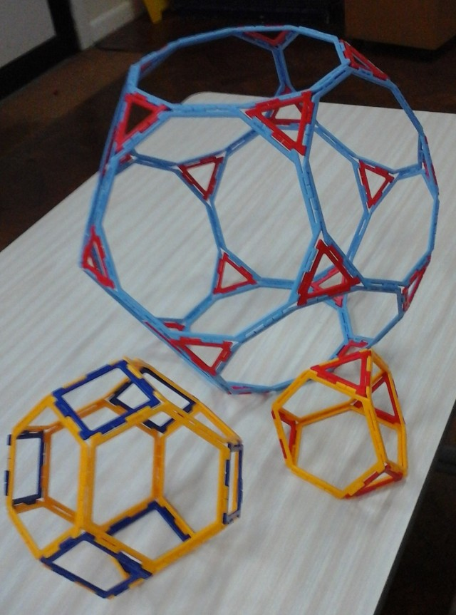 Archimedean solids 28 Feb Y4 girl