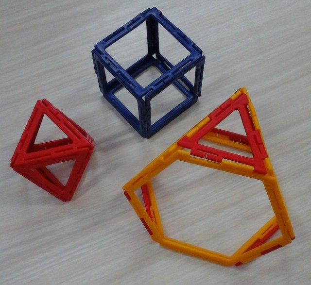 Archimedean solids 28 Feb Y5 boy