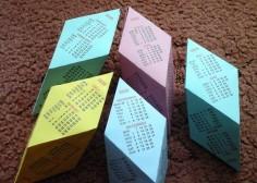Rhombo calendar 2