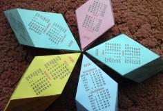 Rhombo calendar 3