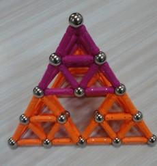 Sierpinski tetrahedron 2 layers_Y6_1