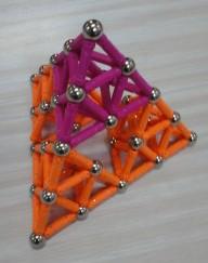 Sierpinski tetrahedron 2 layers_Y6_2