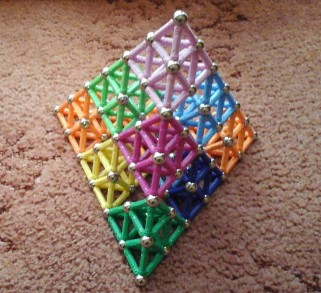 Sierpinski tetrahedron 3 layers_3