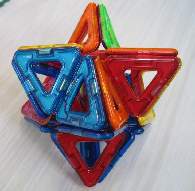 Compound of Two Tetrahedra 6 March Y5 boy