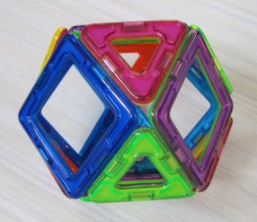 Cuboctahedron 6 March Y1 boy