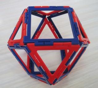 Cuboctahedron 6 March Y6 boy