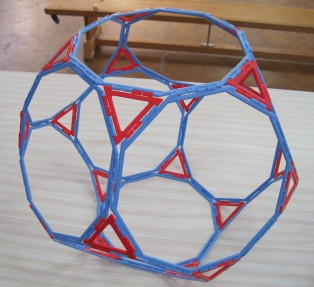 Truncated Dodecahedron 6 March Y6 boy