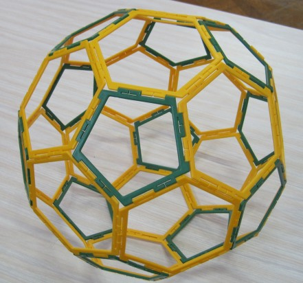 Truncated Icosahedron 6 March Y1 girl