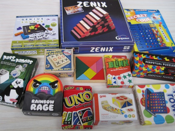 Games played 20 March